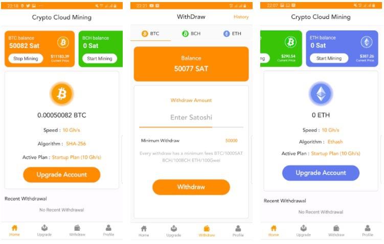 Bitfunds applications crypto cloud semaine 40 gratuite
