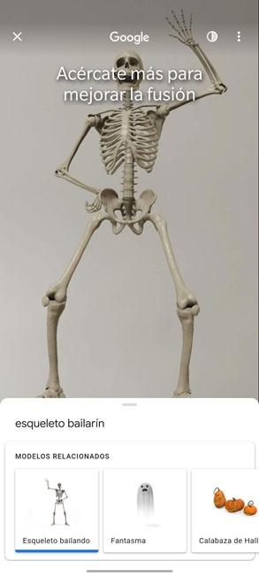 3d animaux halloween google