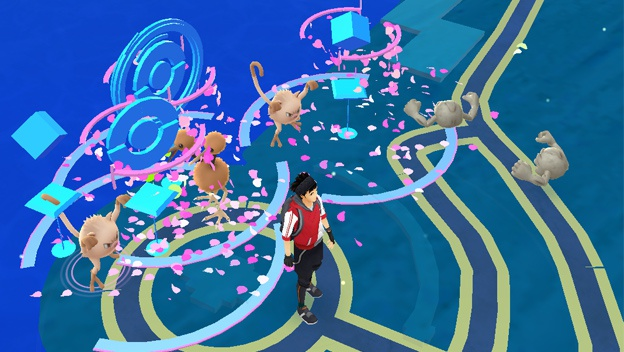 pokémon go poké arrête les modules appât