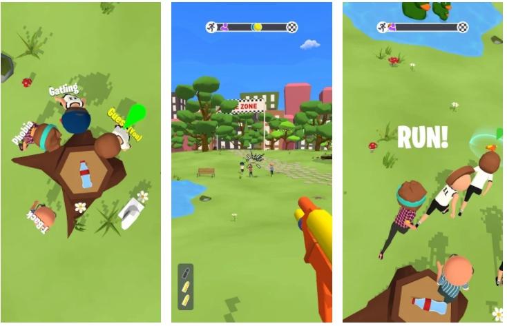 spin the battle nouveaux jeux octobre