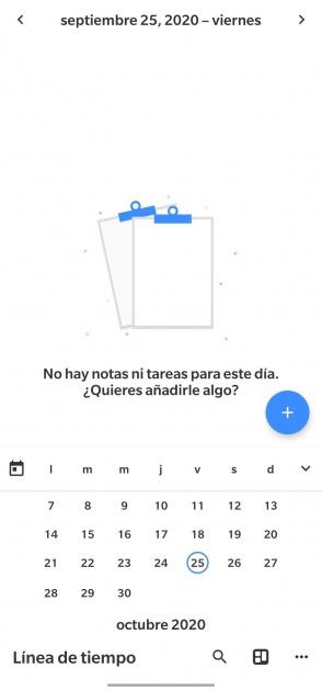 calendrier taskito